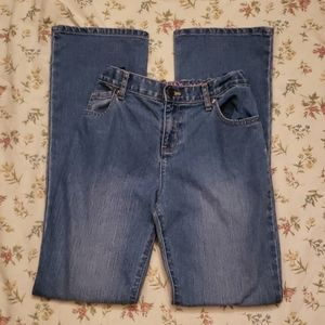 Children Place Girl Bootcut Jean's Size 14
